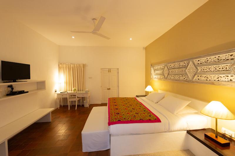 Rock Villa Deluxe Room Area | Bentota, Sri Lanka