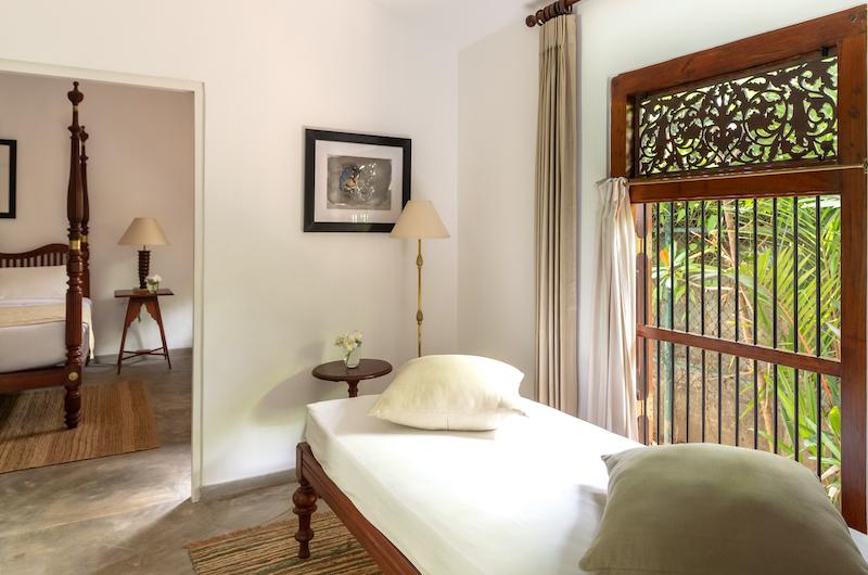 Rock Villa Pool Suite Massage Area | Bentota, Sri Lanka