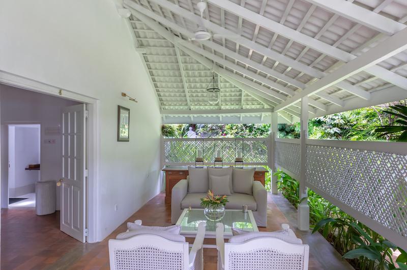 Rock Villa Superior Room with Balcony | Bentota, Sri Lanka