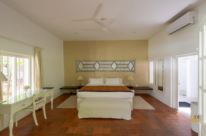 Rock Villa Superior Bedroom | Bentota, Sri Lanka