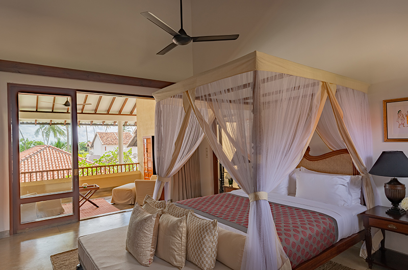 The Long House Bentota Premiere Bedroom with Balcony | Bentota, Sri Lanka