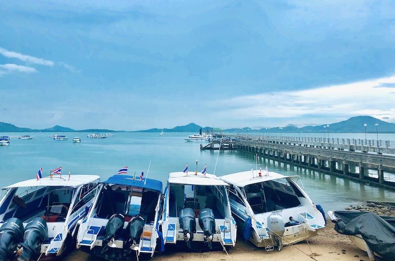 Boat Trip   Cape Yamu, Phuket