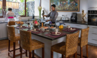 Villa Crystal Castle Kitchen Equipment | Ubud, Bali
