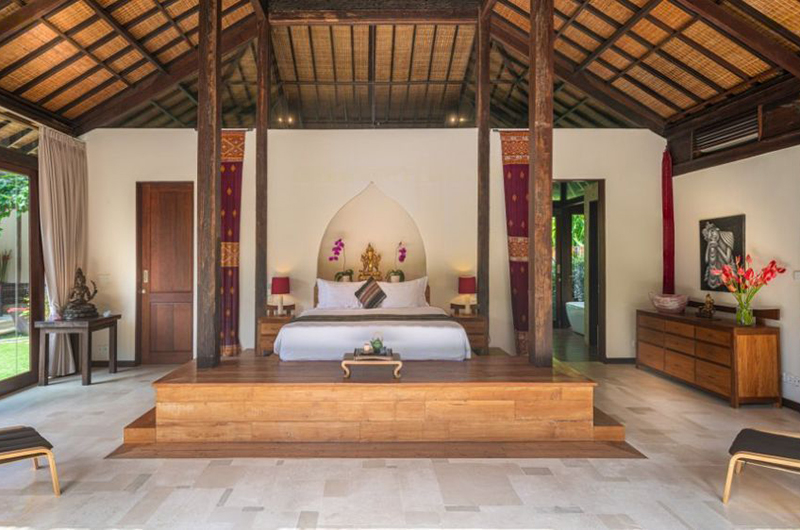 Villa Crystal Castle Master Bedroom | Ubud, Bali