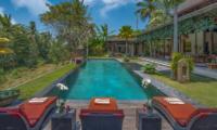 Villa Crystal Castle Sun Deck | Ubud, Bali