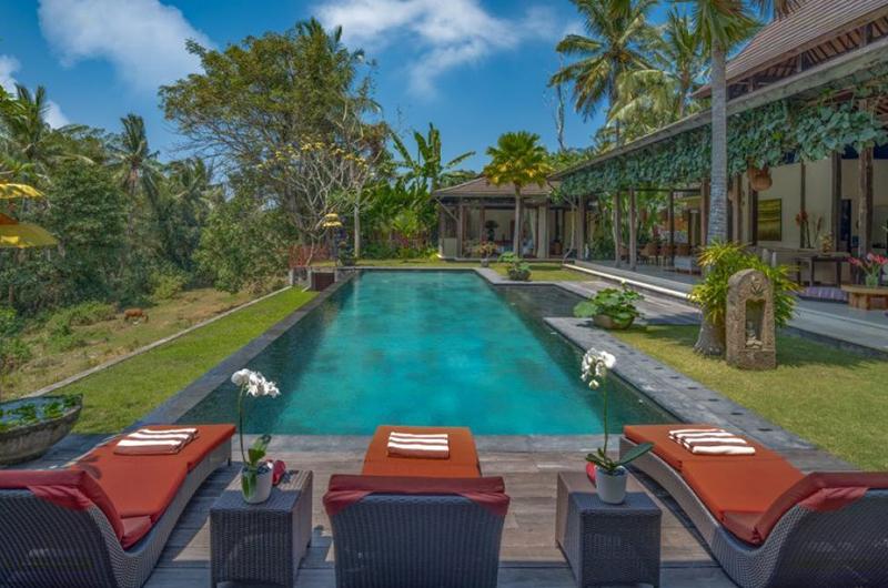 Villa Crystal Castle Ubud Bali Indonesia