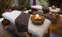 Villa Crystal Castle Massage Beds | Ubud, Bali