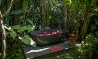 Villa Crystal Castle Stone Bathtub | Ubud, Bali