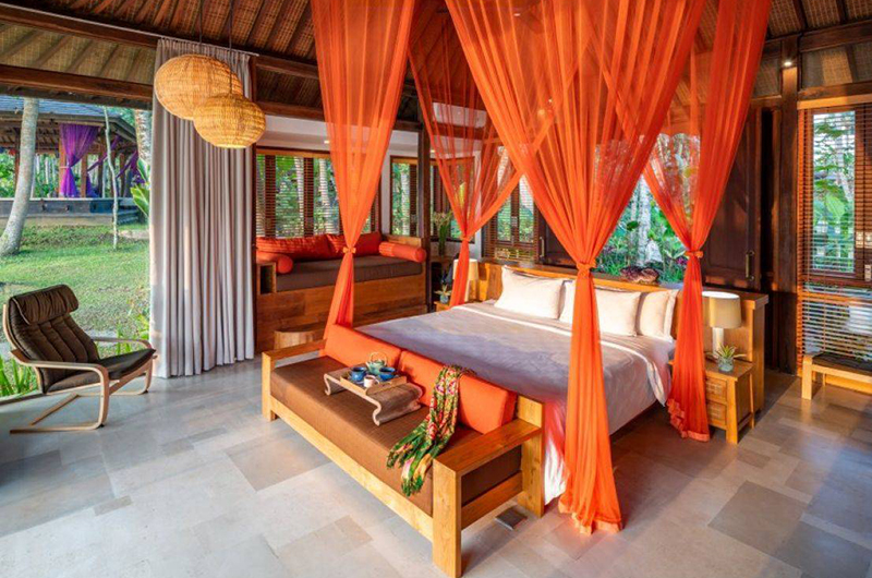 Villa Crystal Castle Lapis Bedroom | Ubud, Bali