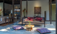 Villa Crystal Castle Seating | Ubud, Bali