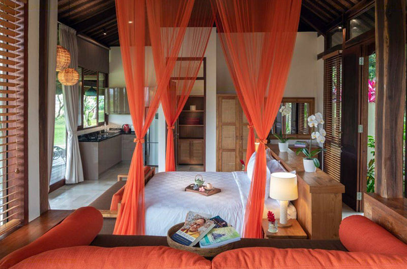Villa Crystal Castle Tourmaline Bedroom | Ubud, Bali
