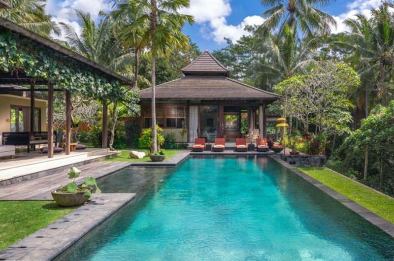 Villa Crystal Castle Pool | Ubud, Bali
