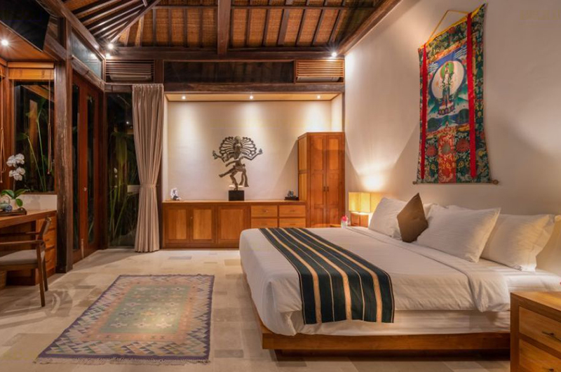 Villa Crystal Castle Citrine Bedroom | Ubud, Bali