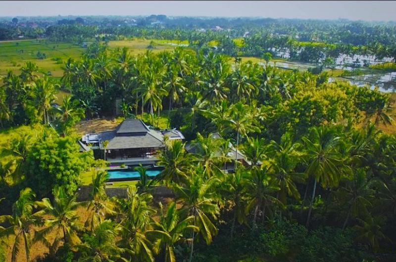 Villa Crystal Castle Exterior | Ubud, Bali