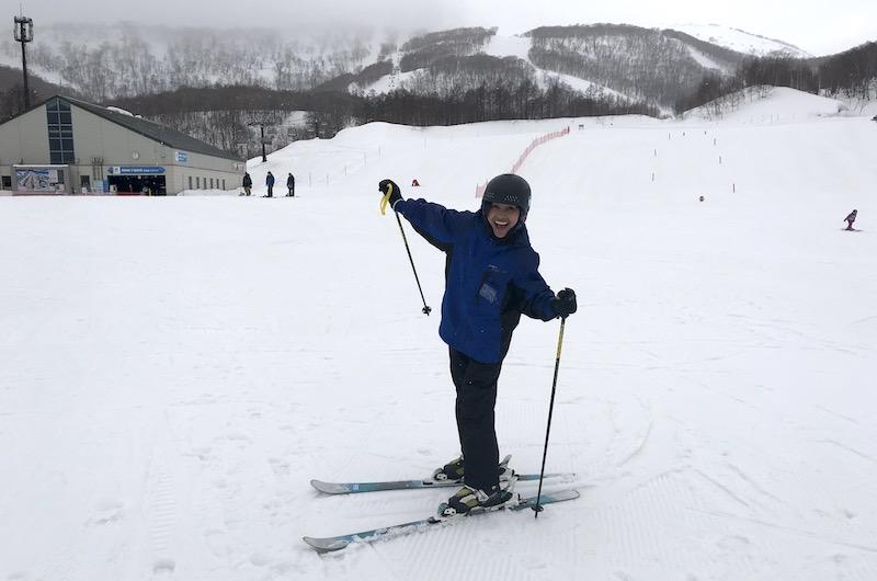 Skiing | NIseko, Japan