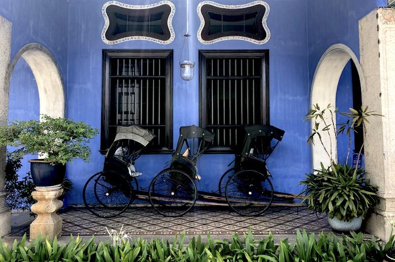 The Blue Mansion   Penang, Malaysia