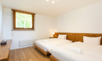 Birchwood Twin Bedroom | Hirafu, Niseko