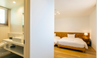 Birchwood Bedroom with Ensuite Bathroom | Hirafu, Niseko
