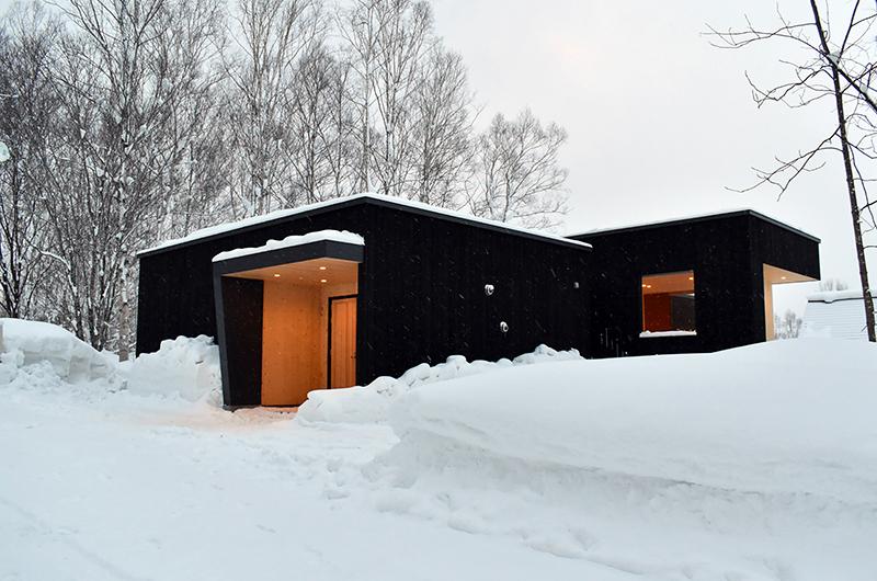 Birchwood Exterior | Hirafu, Niseko