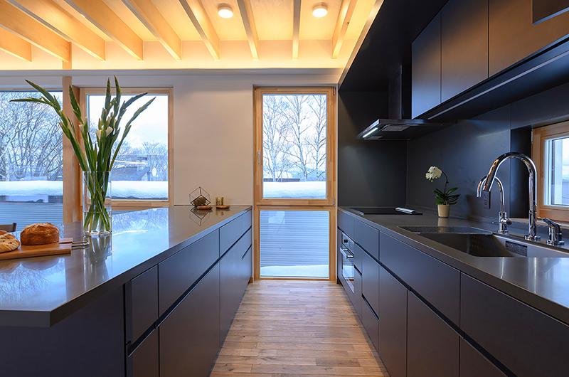 Hachiko Kitchen Equipment | Hirafu, Niseko