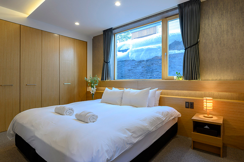 Hachiko Bedroom | Hirafu, Niseko