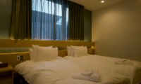 Hachiko Twin Bedroom | Hirafu, Niseko