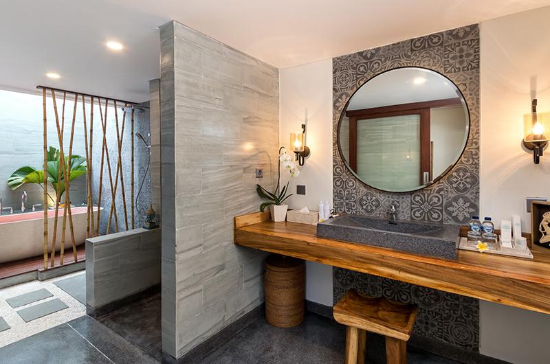 Villa Elite Tara Semi Open Bathtub | Canggu, Bali