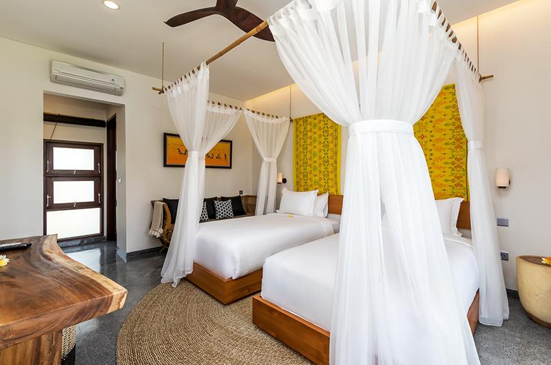 Villa Elite Tara Spacious Twin Bedroom | Canggu, Bali