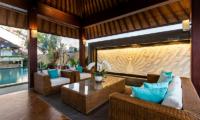 Villa Elite Tara Open Plan Seating Area | Canggu, Bali
