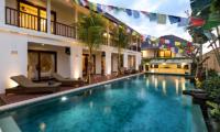 Villa Elite Tara Swimming Pool | Canggu, Bali