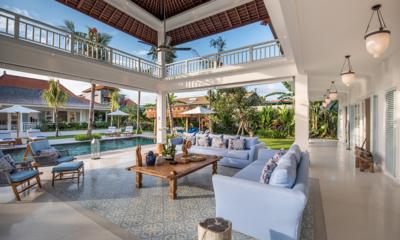 Villa Marang Open Plan Living Room | Canggu, Bali