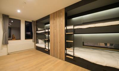 Hiyoku Bunk Beds | Hirafu, Niseko