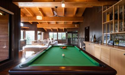 Kiraku Pool Table | Annupuri, Niseko