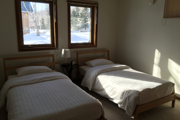 Shirakaba Twin Bedroom | Annupuri, Niseko
