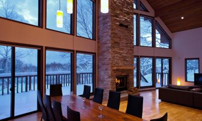 Snowbird Dining Room | Annupuri, Niseko