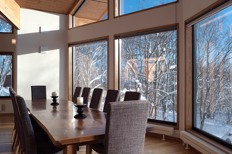 Starchase Dining Table | Annupuri, Niseko