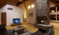 Starchase Indoor Fireplace | Annupuri, Niseko