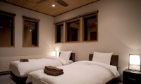 Starchase Twin Bedroom | Annupuri, Niseko