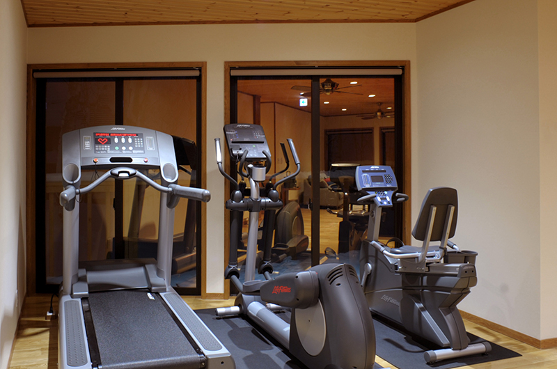 Starchase Gym Equipment | Annupuri, Niseko
