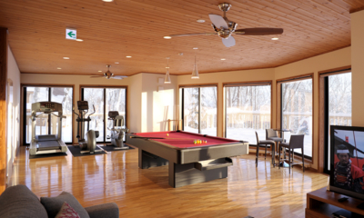 Starchase Pool Table | Annupuri, Niseko