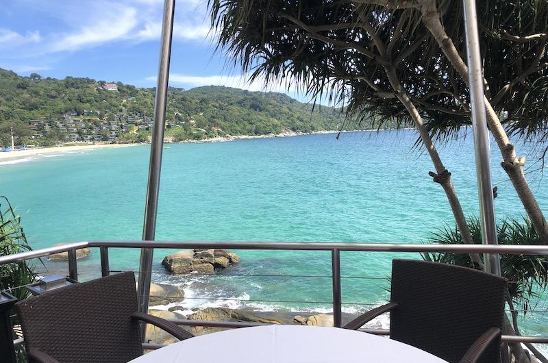 Mom Tri's Kitchen - Ocean View   Kata Noi, Thailand