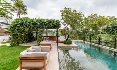 Mandala The Home Pool Side Seating | Canggu, Bali