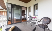 Baan View Talay Master Bedroom with Seating | Nathon, Koh Samui