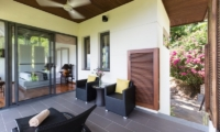 Baan View Talay Outdoor Seating | Nathon, Koh Samui