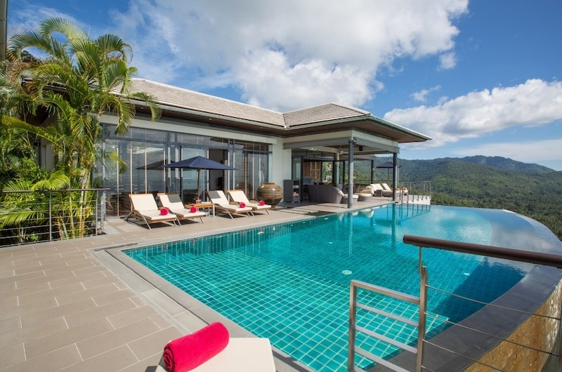 Baan View Talay Swimming Pool | Nathon, Koh Samui