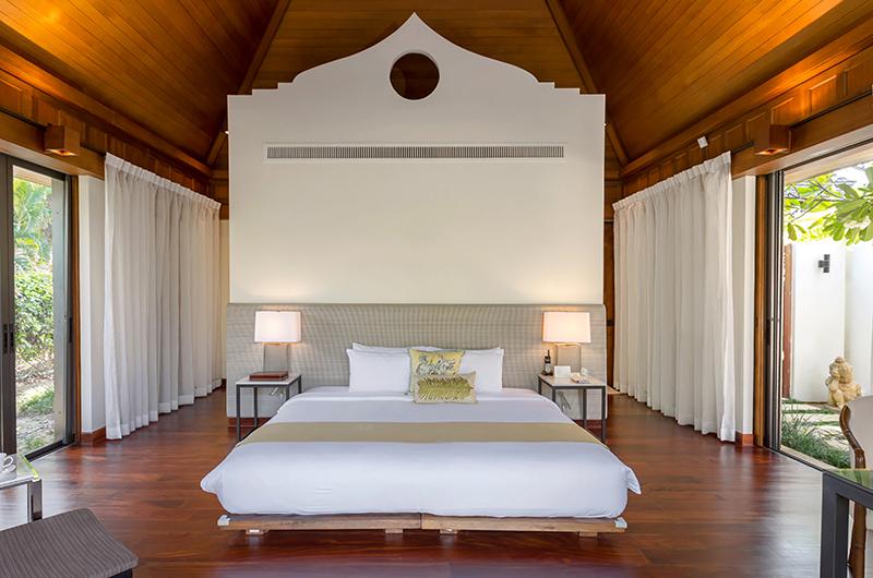 Villa Sundara Jivana Bedroom Interior   Natai, Phang Nga