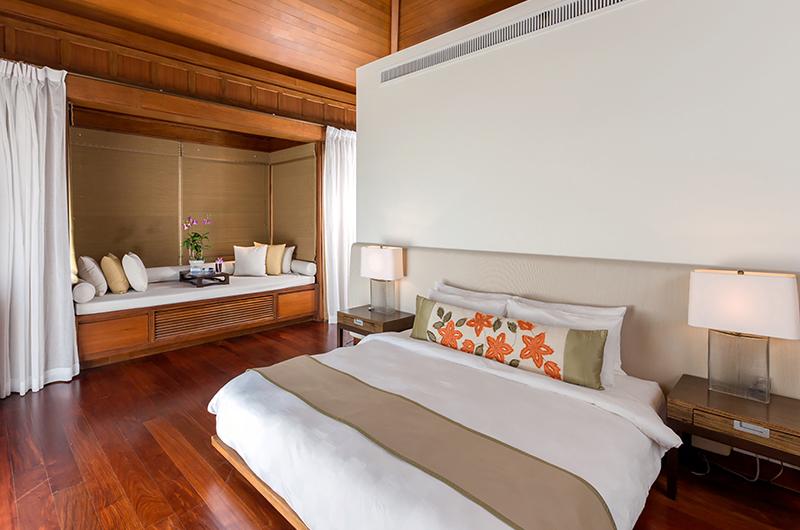 Villa Sundara Jivana Guest Bedroom Design | Natai, Phang Nga