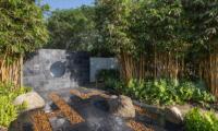 Villa Sundara Jivana Garden Fountain | Natai, Phang Nga