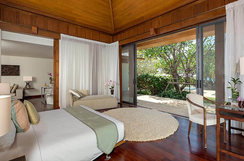 Villa Sundara Jivana Guest Bedroom with Seating   Natai, Phang Nga
