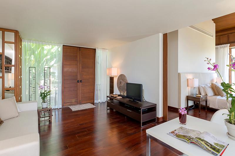 Villa Sundara Jivana Bedroom Entrance | Natai, Phang Nga